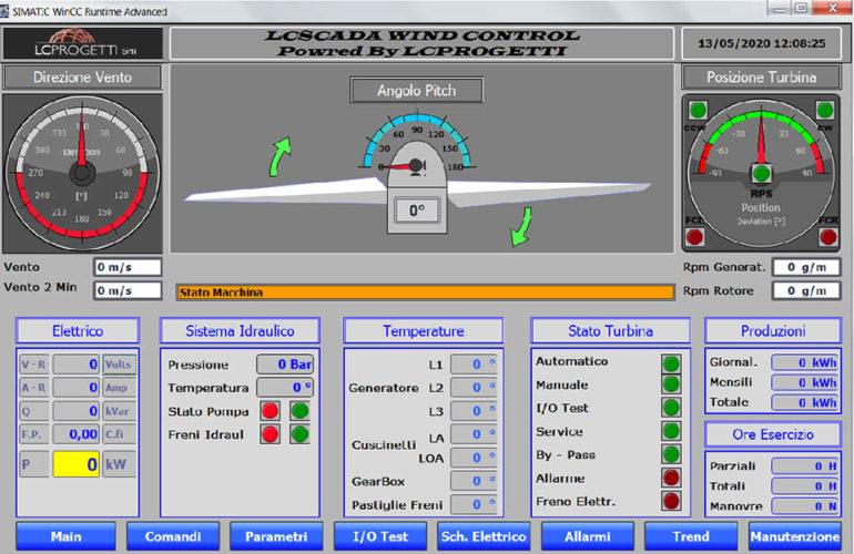 lcscada windcontrol gestione turbine eoliche impianti eolico fotovoltaico lcprogetti energia rinnovabile 4